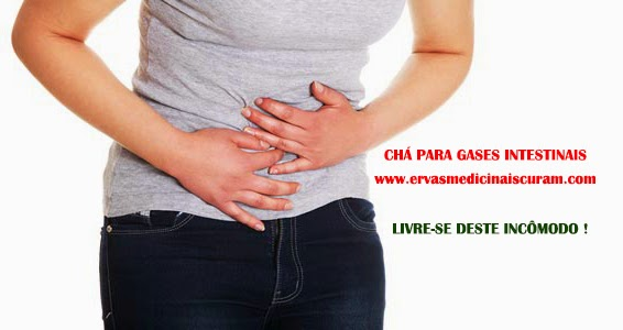 Para gases natural intestinais remedio
